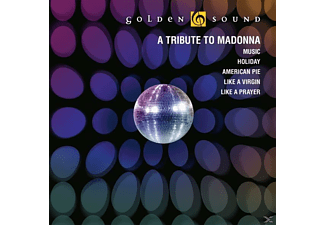 VARIOUS - Madonna,Tribute To - (CD)