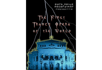 VARIOUS - The First Trance Opera Of The World - (DVD)