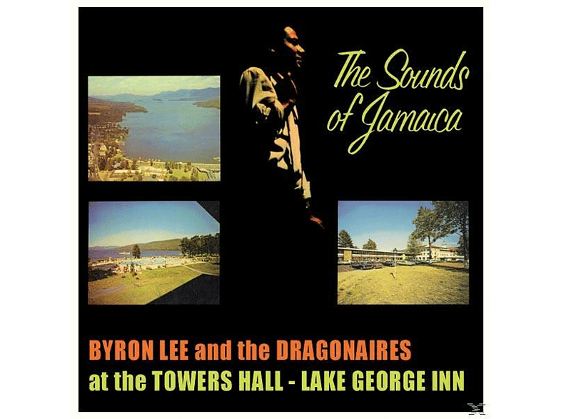 Byron & The Dragonai Lee - The Sounds Of Jamaica [Vinyl]