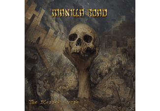Manilla Road - The Blessed Curse-After The Muse - (CD)