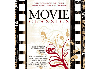 VARIOUS - Movie Classics-The Most Beauti... - (CD)