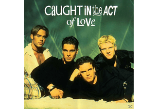 Caught In The Act - Caught In The Act Of Love - (CD)