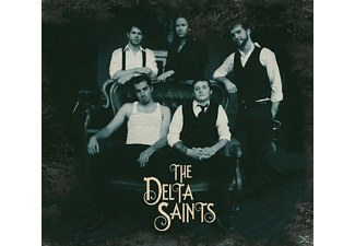 The Delta Saints - The Delta Saints - (CD)