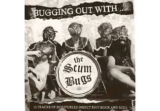 Scumbugs - Bugging Out With... - (Vinyl)