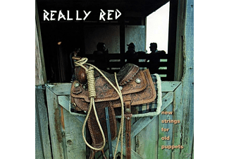 Really Red - Vol.3: New Strings For Old Puppe [Vinyl]