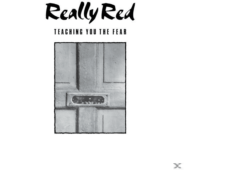 Really Red - Vol.1: Teaching You The Fear [Vinyl]