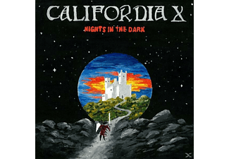 California X - Nights In The Dark - (Vinyl)