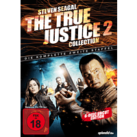 The True Justice Collection 2 - Complete Collection - Staffel 2 [DVD]