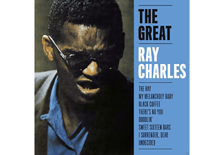 Ray Charles - The Great - (CD)