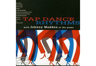 Johnny Maddox - Tap Dance Rhythms - (CD)