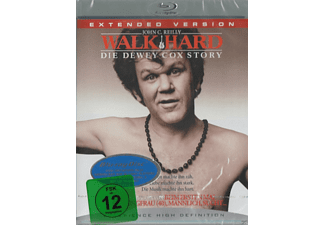 Walk Hard - Die Dewey Cox Story (Extended Version) - (Blu-ray)