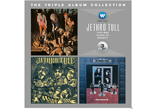 Jethro Tull - The Triple Album Collection - (CD)