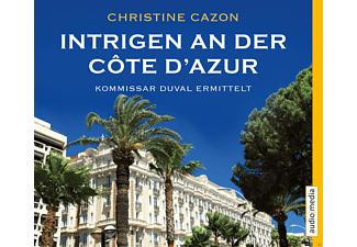 Intrigen an der Côte d'Azur - (CD)