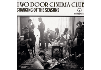 Two Door Cinema Club - Changing Of The Seasons - (Vinyl)