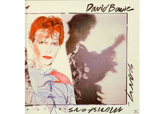David Bowie - Scary Monsters - (CD EXTRA/Enhanced)