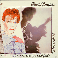 David Bowie - Scary Monsters [CD EXTRA/Enhanced]