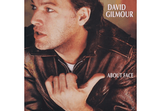 David Gilmour - About Face - (CD)