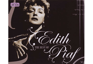 Edith Piaf - The Best Of Edith Piaf - (CD)