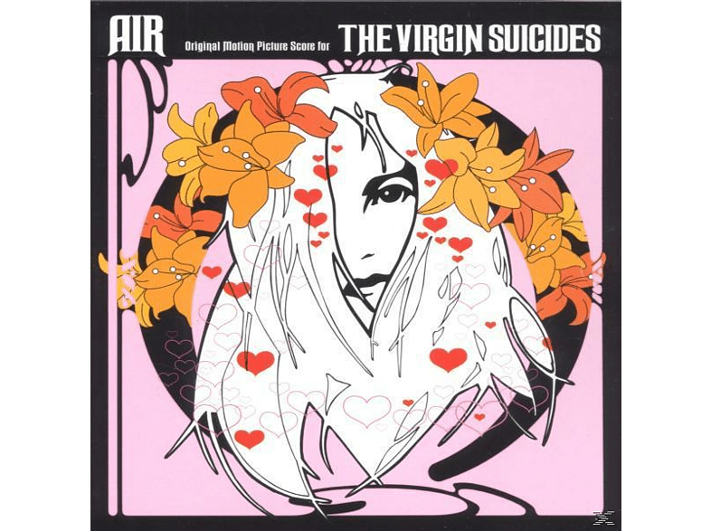 Air - Virgin Suicides [CD]