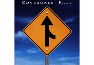 Page - Coverdale/Page - (CD)