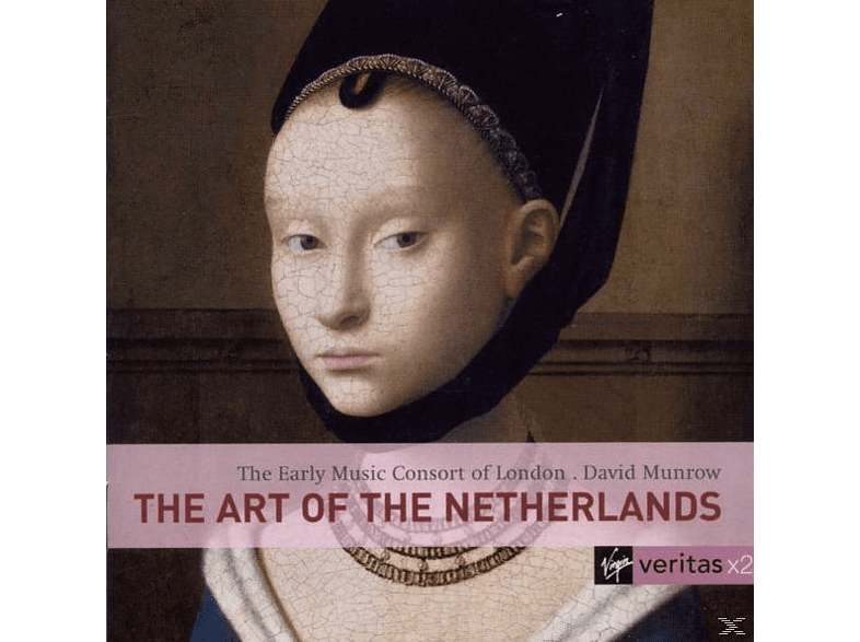 Early Music Consort Munrow - Art Of The Netherlands [CD]