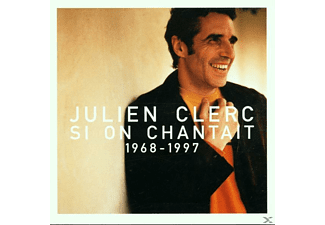 Julien Clerc - Si On Chantait 68-97 [CD]