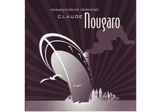 Claude Nougaro - Embarquement Immedia - (CD)