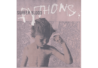 Surfer Blood - Pythons - (LP + Bonus-CD)