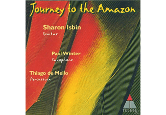 Thiago De Mello - Journey To The Amazon - (CD)