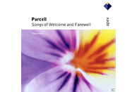 Tragicomedia - Purcell: Songs Of Welcome & Farewell [CD]