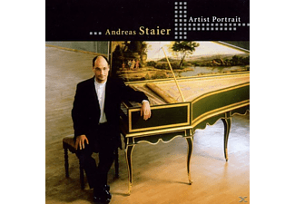 Andreas Staier - Artist Portrait - (CD)