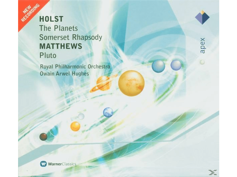 Rpo, Hughes, The Cambridge Singers - The Planets [CD]