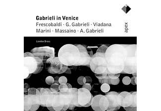 London Brass - Gabrieli In Venice - (CD)
