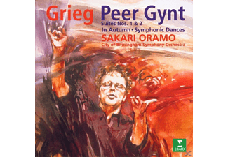 Cbso - Peer Gynt Suites/+ - (CD)