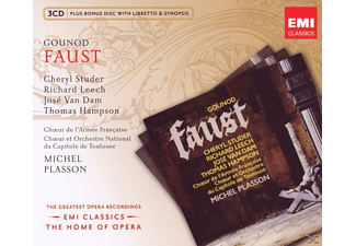 VARIOUS, Cheryl Studer, Richard Leech, Thomas Hampson, Van Dam Jose - Gounod: Faust - (CD + CD-ROM)