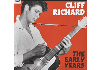 Cliff Richard - The Early Years [CD]
