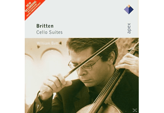 William Butt - Cellosuiten - (CD)