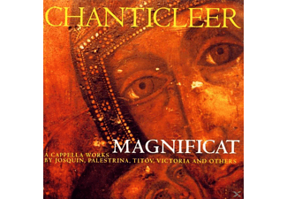 Chanticleer - Magnificat-A Capella Works [CD]