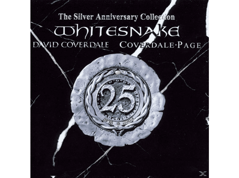 Whitesnake - The Silver Anniversary Collection [CD]