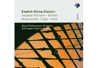 Rpo - English String Classics - (CD)