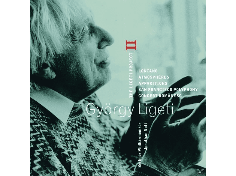 Carl August Nielsen - The Ligeti Project2 [CD]