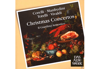 VARIOUS - Christmas Concertos - (CD)