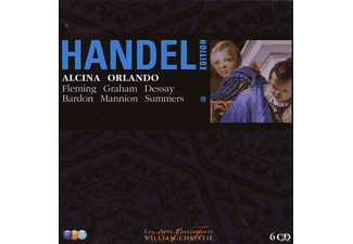 VARIOUS - Handel Edition: Alcina & Orlando - (CD)