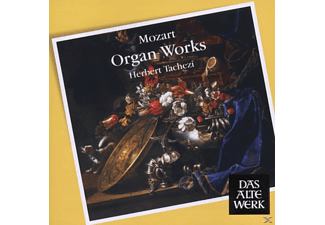 Harnoncourt - Organ Works - (CD)
