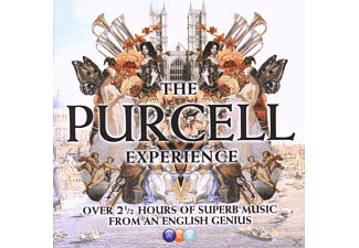 VARIOUS - The Purcell Experience - (CD)