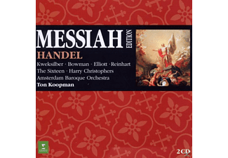 Ton Koopman - Messiah - (CD)