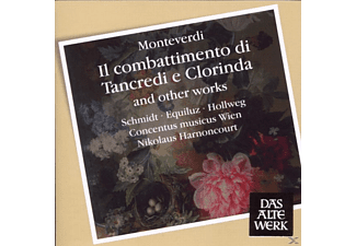 Cmw - Il Combattimento Di Tancredi E Clorinda And Other - (CD)
