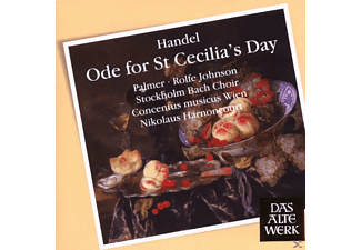 Cmw - Ode For St.Cecilia's Day - (CD)