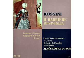 VARIOUS, Larmore, Gimenez, Cobos - Il Barbiere Do Siviglia - (CD)