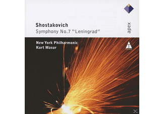 New York Philharmonic - Sinfonie No. 7 Lenningrad - (CD)